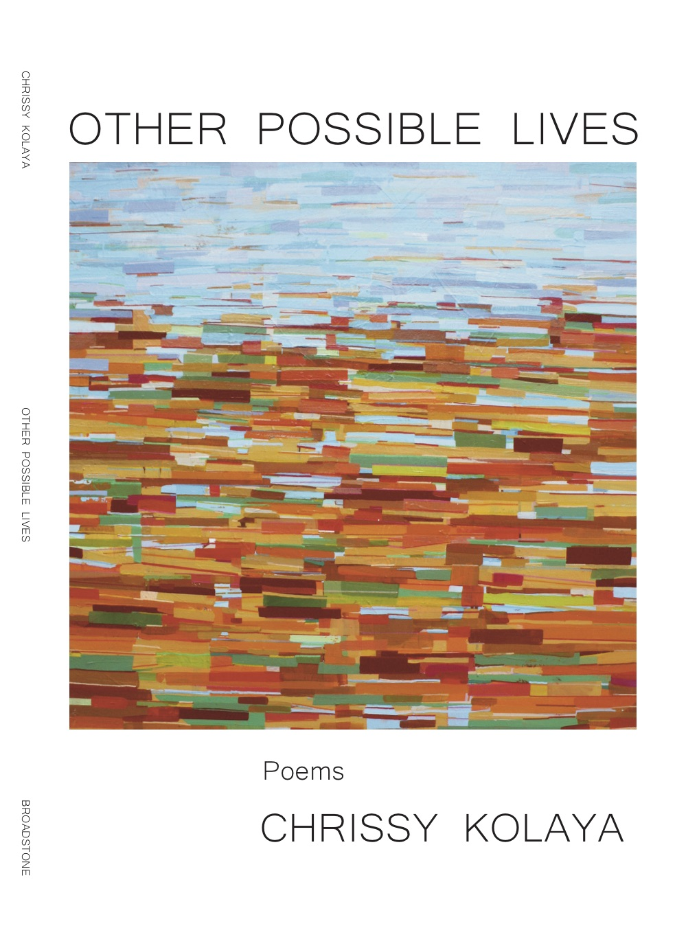 d3e0a45cc74 I'm excited to share the news that my next book of poems, Other Possible  Lives, is coming out this fall. I'm looking forward to sharing the cover  and blurbs ...